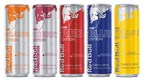 Spring Forward with Wings - three new Red Bull Editions flavors now available - including zero calorie, zero sugar options.  Today, Red Bull North America launches an expansion of the successful Red Bull Editions Product line with Red Bull Orange, Cherry and Yellow Editions, offering the Wings of Red Bull with the taste of orange, wild cherry and tropical fruits. The Red Bull Orange and Cherry Editions are ripe with flavor and offer zero calories, zero sugar.