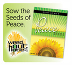 Weed Out Hate Sunflower Seeds - An antidote to hate and prejudice.  (PRNewsFoto/Marc Daniels, Weed-Out-Hate Initiative)