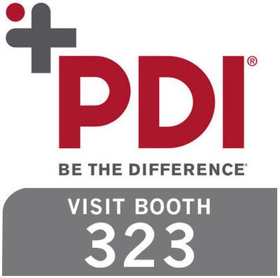 Visit PDI at booth 323