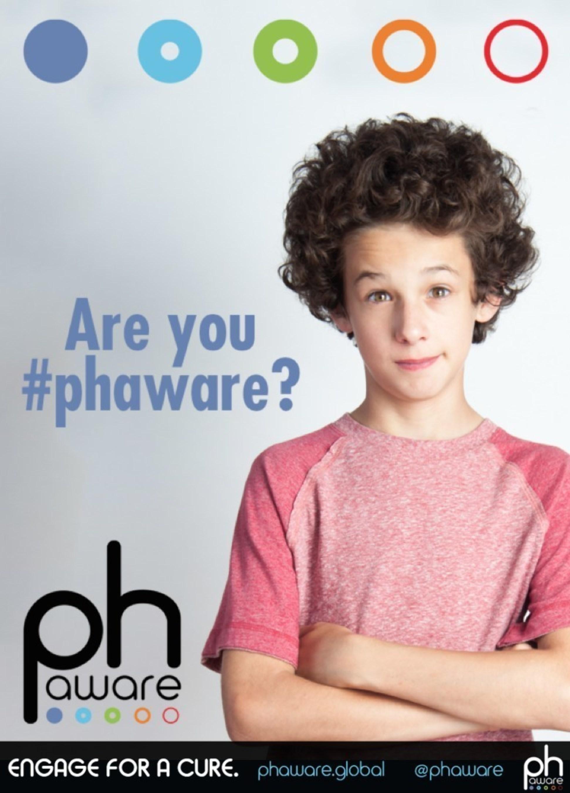 phaware365 Mobile App Takes Pulmonary Hypertension Awareness Global, Social and High Tech