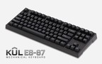 Keyed Up Labs ES-87 Tenkeyless Mechanical Keyboard (PRNewsFoto/Keyed Up Labs)