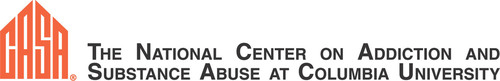 The National Center on Addiction and Substance Abuse (CASA) at Columbia University.  (PRNewsFoto/CASA)