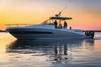 Azimut Atlantis Verve Outboard 2014 with Outdoor Dining, Grill, Salon with Satellite TV, Wi-Fi, 3 Zoned Sound System, Central Air/Heat and Shower.