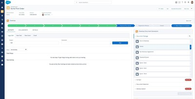 With Nintex's Drawloop Document Generation, one of the Top 10 paid apps on the Salesforce AppExchange, customers can generate richly-formatted, branded documents in Word, Excel, PowerPoint, and PDF faster than ever before, while never needing to leave the familiarity of their Salesforce platform. The app is optimized for the Salesforce1 Mobile App and includes a user-friendly component for customers using the Salesforce Lightning Experience. To sign up for a free 30-day trial visit, www.drawloop.com.