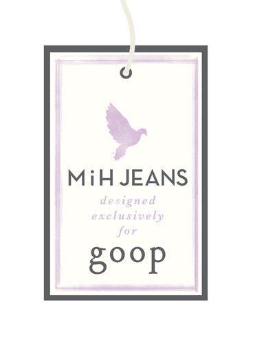 MiH Jeans Launches Collaboration With goop