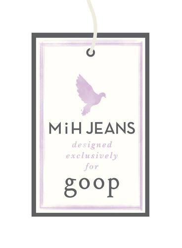 MiH Jeans x goop.  (PRNewsFoto/MiH Jeans)