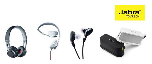Jabra's new line of stereo headsets adds a new dimension to sound performance with extra durability, design  ...