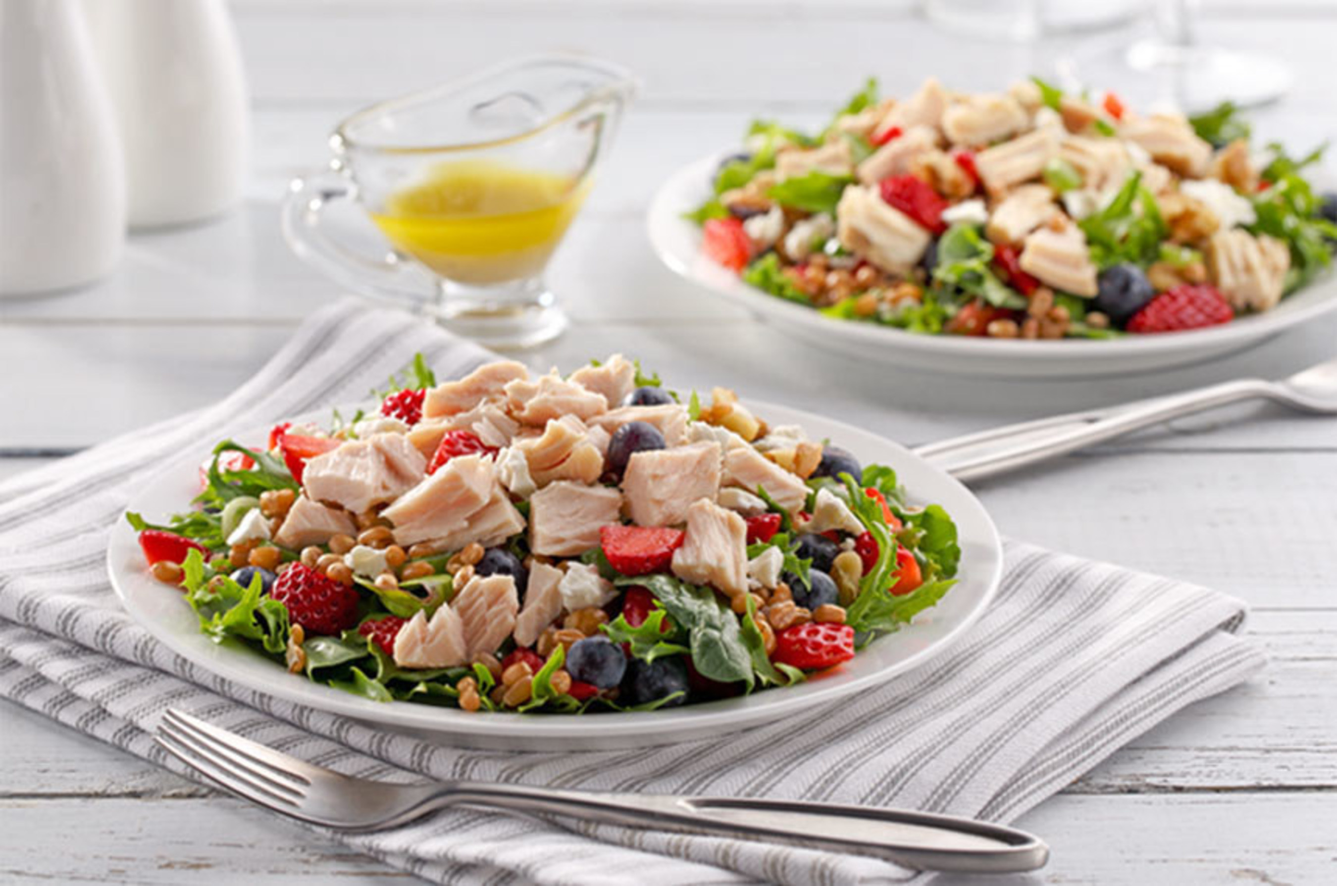 Blue Harbor Fish Co. Spring Wheat Berry Salad