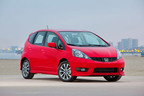 """Honda Fit Wins Two """"Best Cars For The Money"""" Awards From U.S. News & World Report. (PRNewsFoto/American Honda Motor Co., Inc.) (PRNewsFoto/AMERICAN HONDA MOTOR CO., INC.)"""