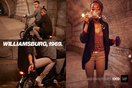 Gap's Fall Campaign Tells Unexpected Story by Introducing Los Angeles Design Team and Casting Real