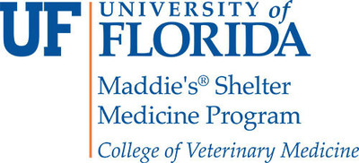 UF College of Veterinary Medicine is an early pioneer in shelter medicine training.  (PRNewsFoto/University of Florida Maddie's(R) Shelter Medicine Program)