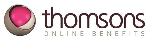 Thomsons Online Benefits logo (PRNewsFoto/Thomsons Online Benefits)