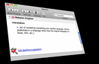 Babylon Ltd. Releases the Advanced Babylon MAC v3 - Designed for Smooth Integration in Macintosh Work Environment Providing Translation in Over 75 Languages