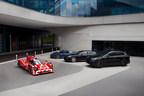Porsche Hybrid Family at The Porsche Experience Center