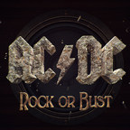 AC/DC's 'Rock or Bust' available December 2 (PRNewsFoto/Columbia Records)