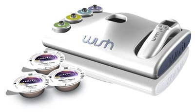 The WISHPro device combines advanced technologies with innovative cosmetics to provide instant visible results.