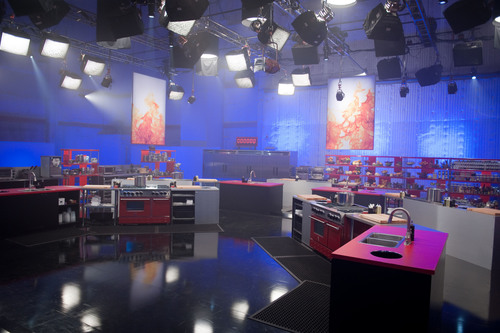 BlueStar Cooking Equipment Takes Center Stage On Food Network's The Next Iron Chef: Redemption
