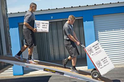 TWO MEN AND A TRUCK(R)'s value and flexibility (Value Flex) service offers a reduced price on long-distance moves by efficiently planning move logistics.