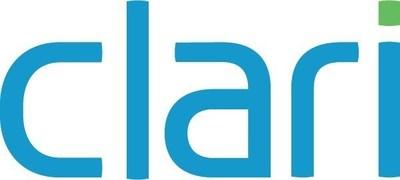 Clari Logo (PRNewsFoto/Clari)