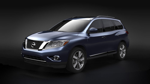Nissan Reinvents the Pathfinder as the Next Gen SUV with New Aerodynamic Styling and Enhanced Fuel