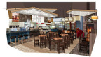 Rendering of the Caribou-Bruegger's location in Minneapolis.  (PRNewsFoto/Bruegger's Bagels, Caribou Coffee)