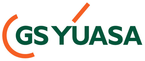 GS Yuasa Logo.  (PRNewsFoto/GS Yuasa Lithium Power, Inc.)