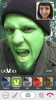New ooVoo Monster Mash Filter.  (PRNewsFoto/ooVoo, LLC)