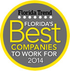 Navy Federal Selected as a Best Employer in the Sunshine State (PRNewsFoto/Navy Federal Credit Union)