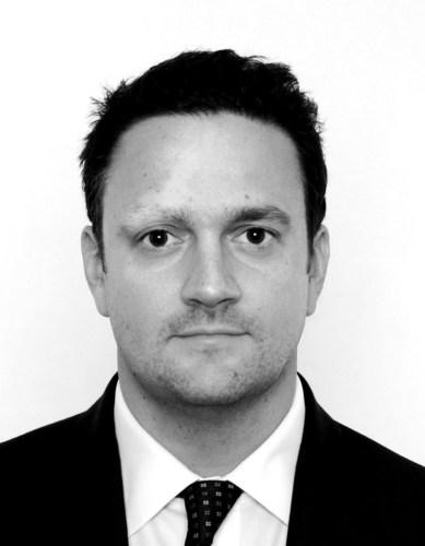 Peter Davies, Business Development Manager, Markham Rae (PRNewsFoto/Markham Rae (UK) Ltd.)
