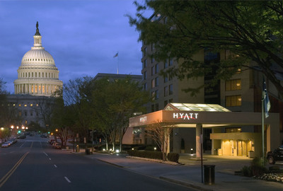 With its prime Capitol Hill location, Hyatt Regency Washington offers front row access to the nation's capitol building and inauguration site, deluxe accommodations, special rates and new packages for travelers eager to experience the destination and historic weekend events.