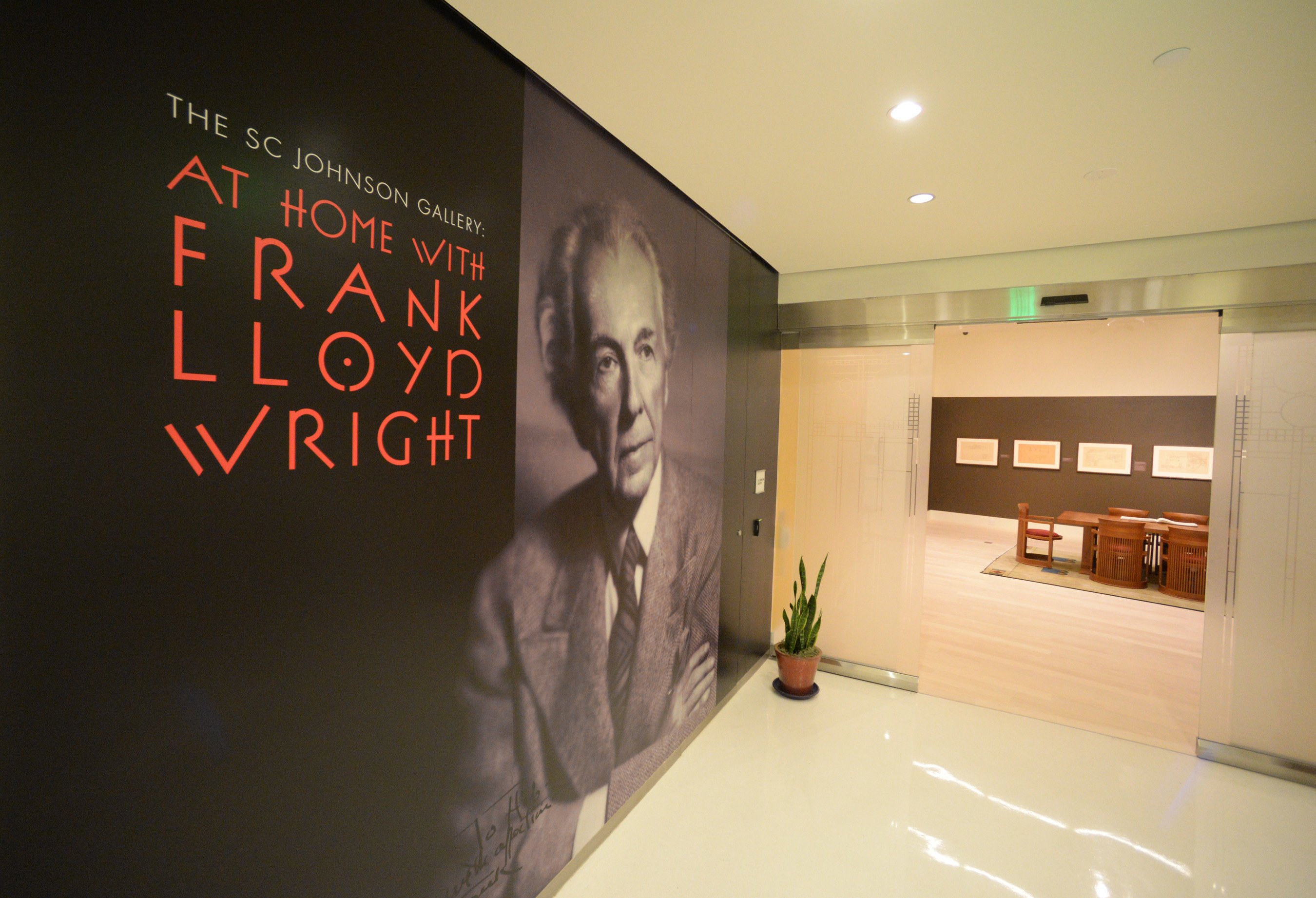 SC Johnson unveils Frank Lloyd Wright's incredibly rare and world-renowned Wasmuth Portfolio to mark the start of its 2015 architecture tour season.