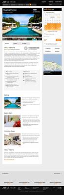 Jetsetter Homes Product Detail page for Roaring Pavilion, Jamaica.  (PRNewsFoto/Jetsetter)