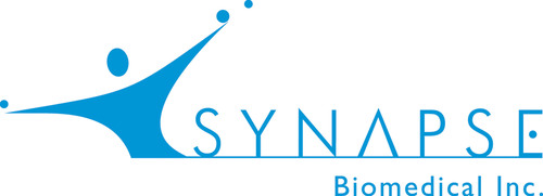 Synapse Biomedical Receives FDA Humanitarian Use Device Designation for Amyotrophic Lateral Sclerosis (ALS) - synapsebiomedical.com. (PRNewsFoto/Synapse Biomedical Inc.)