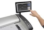 Turn your printer into a communicator – add a Contex scanner for easy plug-and-play solution with user friendly and intuitive touch screen