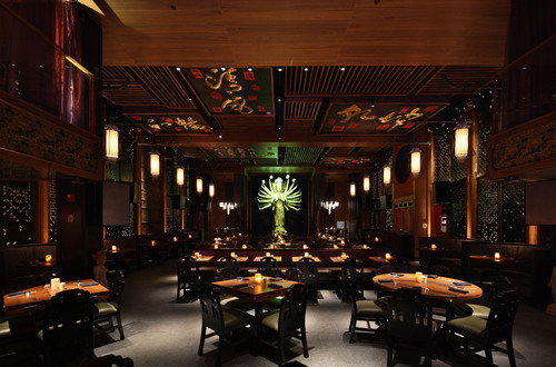 TAO Downtown Main Dining Room.  (PRNewsFoto/TAO Group, Melissa Hom)