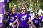 PurpleStride Los Angeles, Exposition Park, May 3rd (PRNewsFoto/Pancreatic Cancer Action Network)