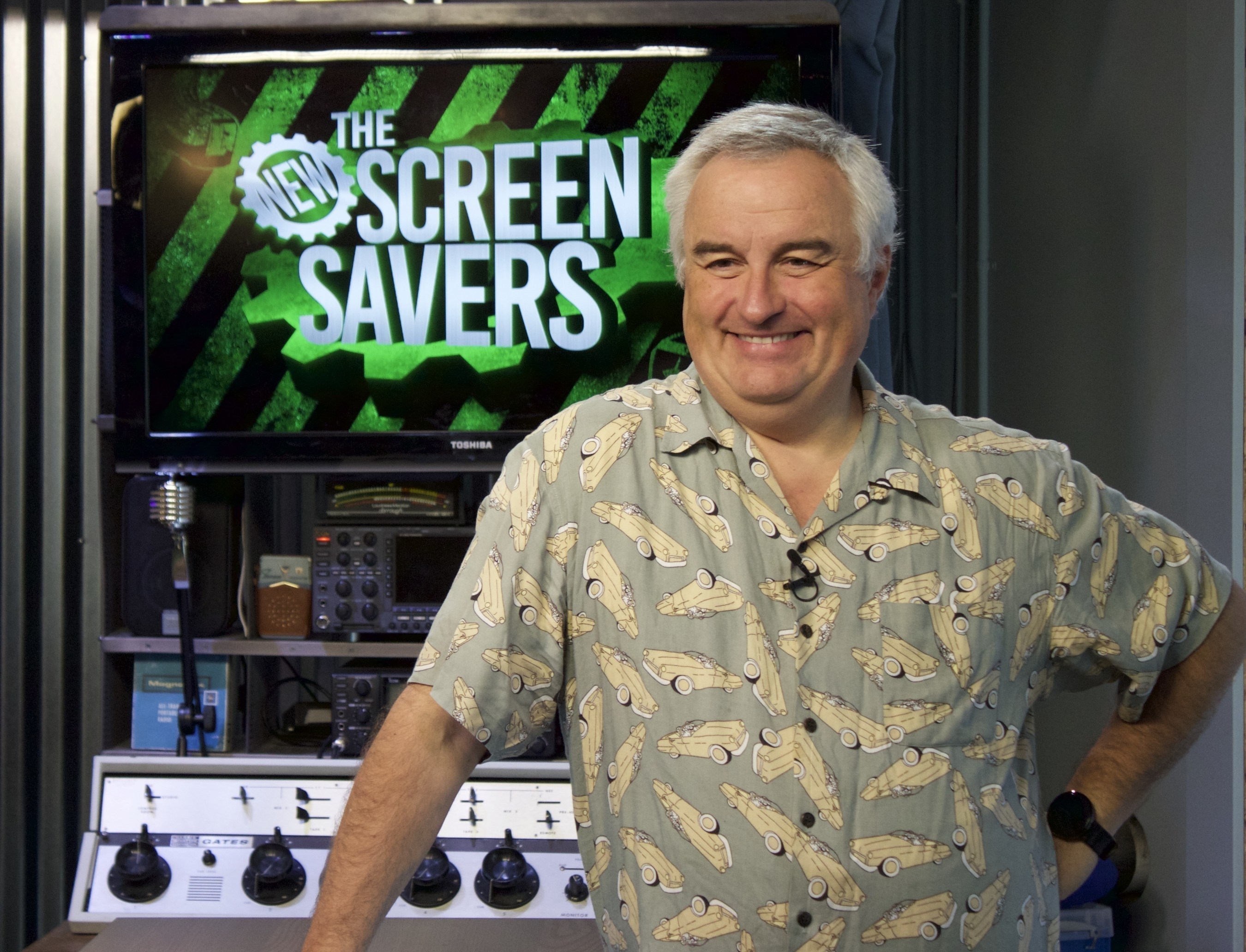 TWiT to Launch 'The New Screen Savers' on May 2, 2015