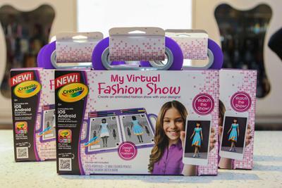 Crayola Launches My Virtual Fashion Show