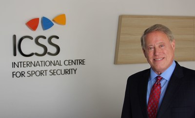 Michael Hershman Announced as Group CEO of the International Centre for Sport Security (PRNewsFoto/ICSS)