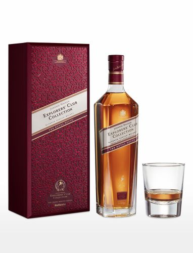 Johnnie Walker Explorers' Club Collection - The Royal Route bottle (PRNewsFoto/DIAGEO GTME)