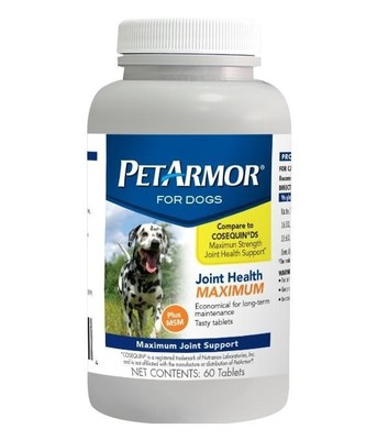 PetArmor® Joint Health Maximum Supplement for Dogs