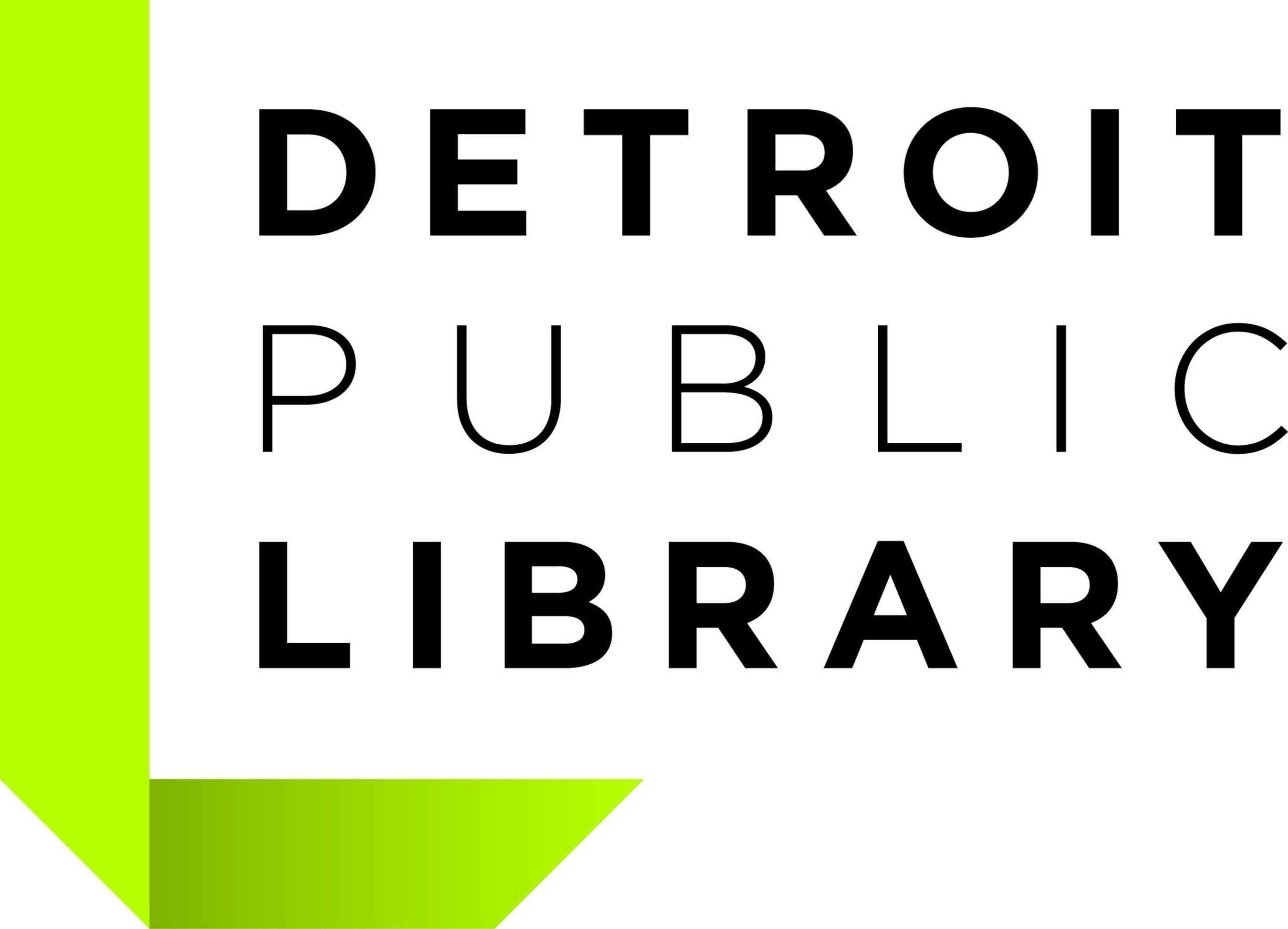 Detroit Public Library logo