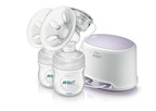 Philips AVENT Introduces NEW Comfort Breast Pump.  (PRNewsFoto/Philips AVENT)