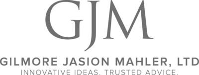 Gilmore Jasion Mahler, LTD....Innovative Ideas, Trusted Advice.  (PRNewsFoto/Gilmore, Jasion and Mahler, LTD)
