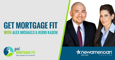 New American Funding Launches New Nationally Syndicated Radio Show, Get Mortgage Fit