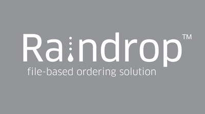 InComm's Raindrop, file-based ordering solution.