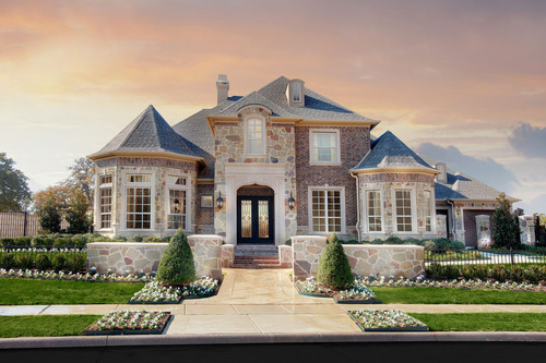 Standard Pacific Homes Debuts 10 New Luxury Home Designs At Grand Opening Of Shady Oaks In