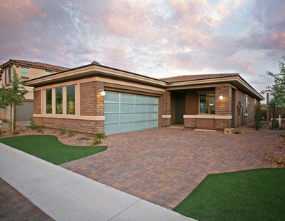 Meritage Homes Unveils First 'Net-Zero' Production Home