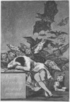160 Pieces of Goya's Etchings Appear in Beijing Bienale
