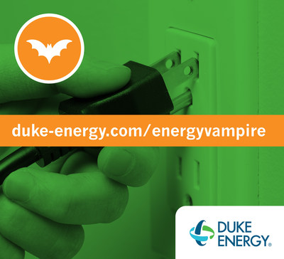 It's scary how much you could save with Duke Energy's Vampire Calculator.